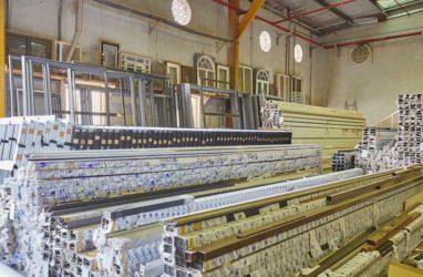 Aluminium Fabrication Factory Ghala, Oman