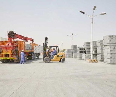 Block Plant, Ghala, Oman