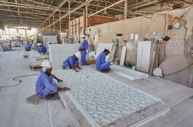 GRC/GRP/GRG Factory Ghala, Oman