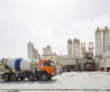 RMC Batching Plant, Ghala, Oman