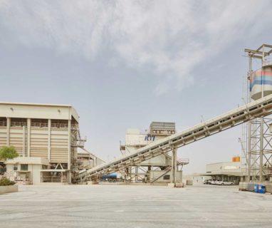 Block Plant, Misfah, Oman
