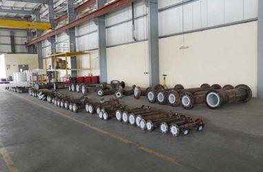 Rotomoulding Factory Sohar,Oman