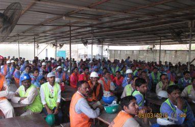 Safety Day at Ras Al Hamra